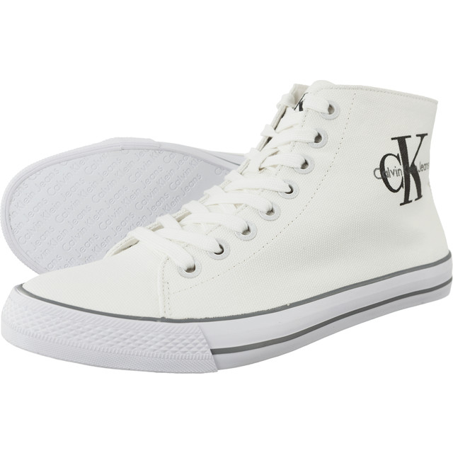 Ozzy Canvas WHT