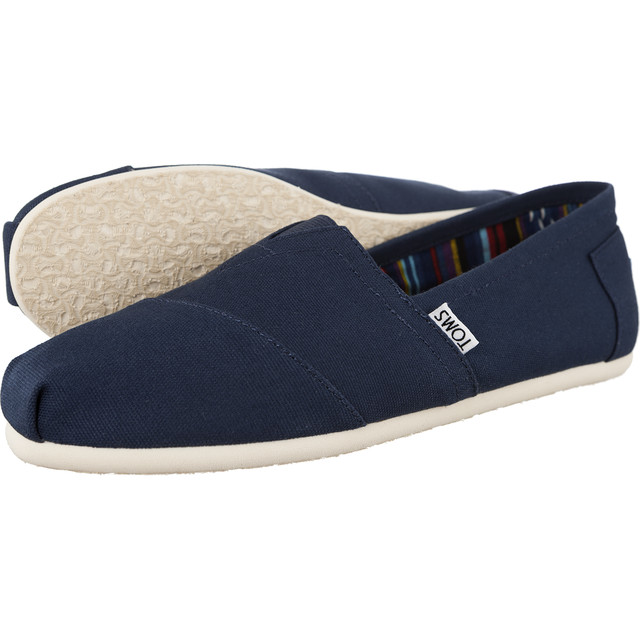 Canvas Mens Classic Alpargata 866