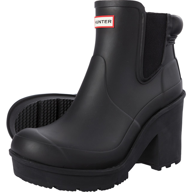 Original Block Heel Black