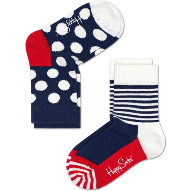 2-Pack Big Dot Socks KBDO02-6000