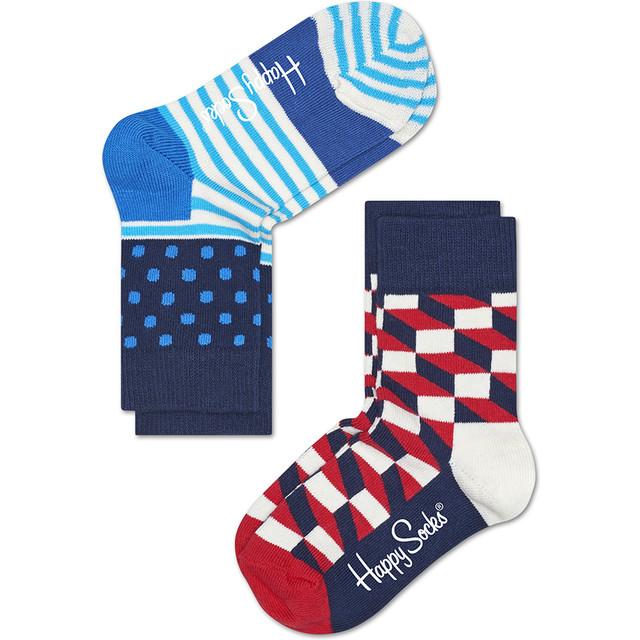 2-Pack Filled Optic Socks KFIO02-6000
