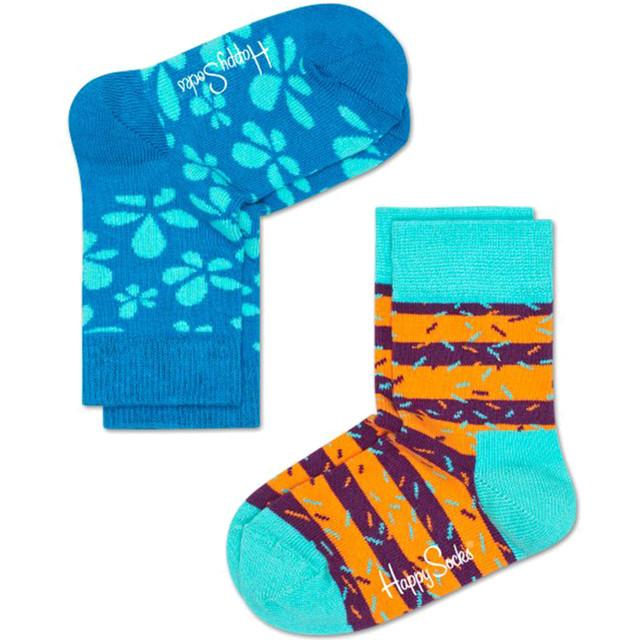 2-Pack Flower Socks KFLO02-7000