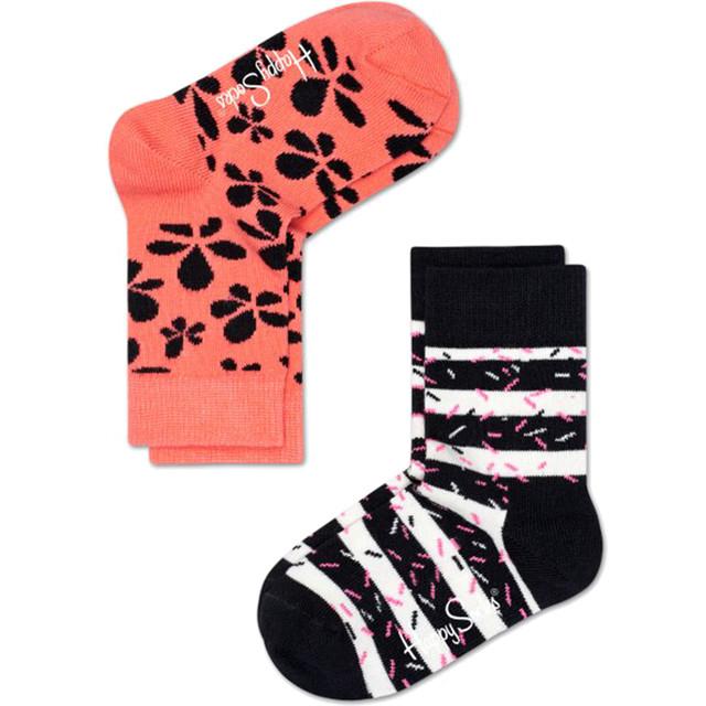 2-Pack Flower Socks Kids KFLO02-3000