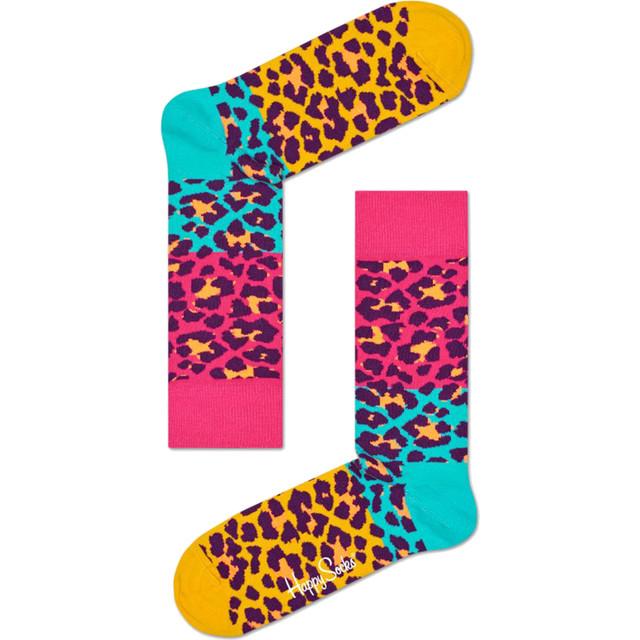 Block Leopard Sock BLE01-3000