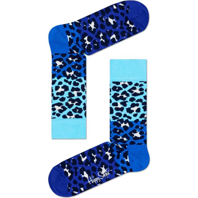 Block Leopard Sock BLE01-6000