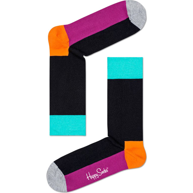 Five Color Sock FIC01-9000
