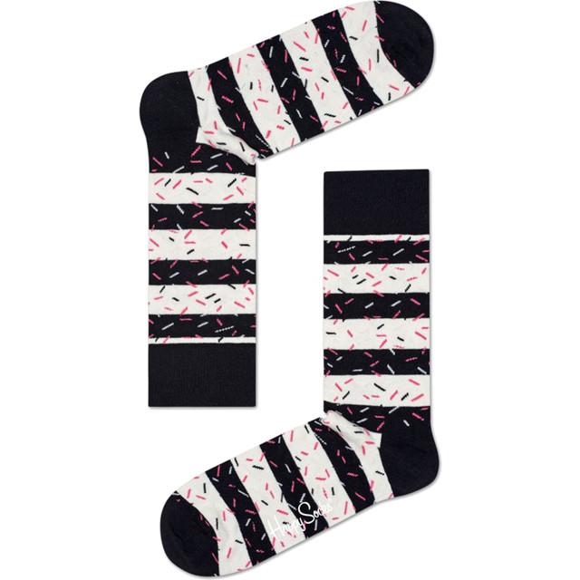 Sprinkle Stripe Sock STR01-9000