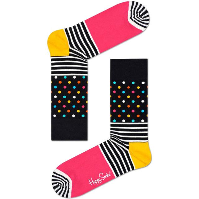 Stripe Dot Sock SDO01-9000