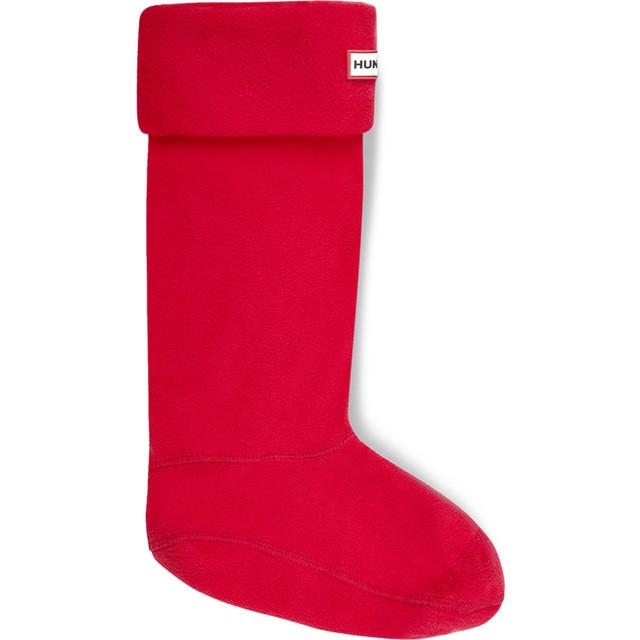 Boot Socks Red