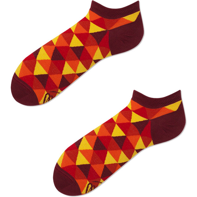 Flame Triangles Low