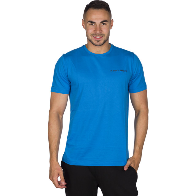 CHARGED COTTON MICROTHREAD SHORTSLEEVE T 787