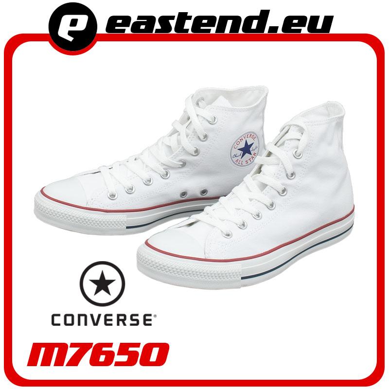 Converse-Chucks-All-Star-White-M7650-35-50-Weiss-Neu