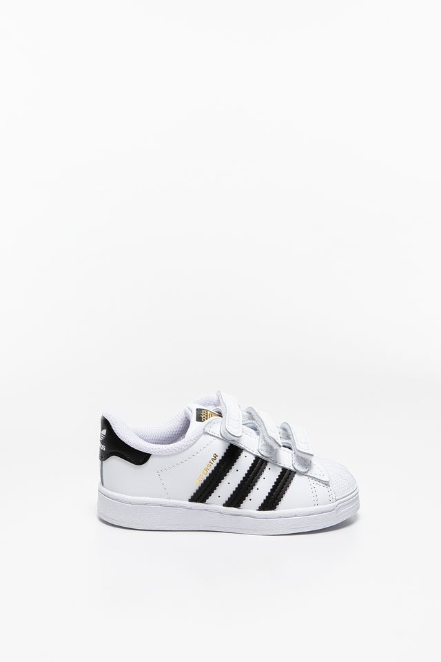 WHITE BUTY adidas SUPERSTAR CF I EF4842