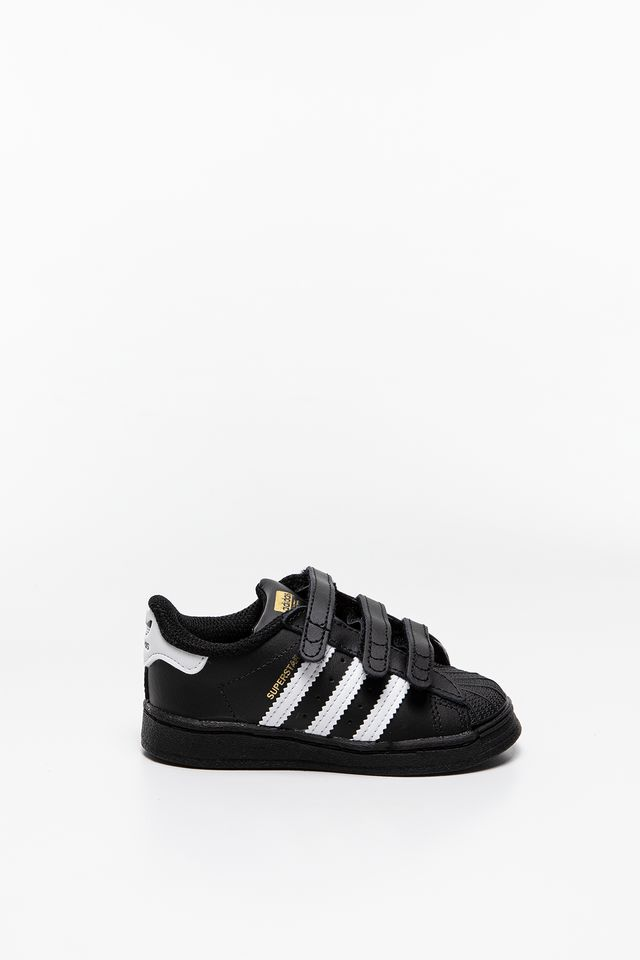 BLACK BUTY adidas SUPERSTAR CF I EF4843