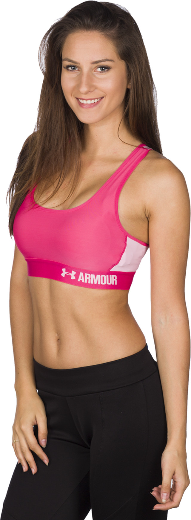 Stanik sportowy Under Armour  <br/><small>Crossback 600 </small>  1276503-600