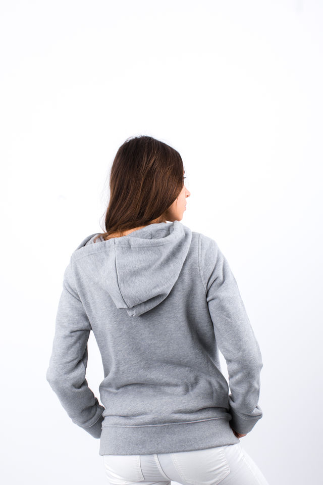 Bluza adidas  <br/><small>TREFOIL HOODIE MEDIUM GREY HEATHER </small>  CY6665