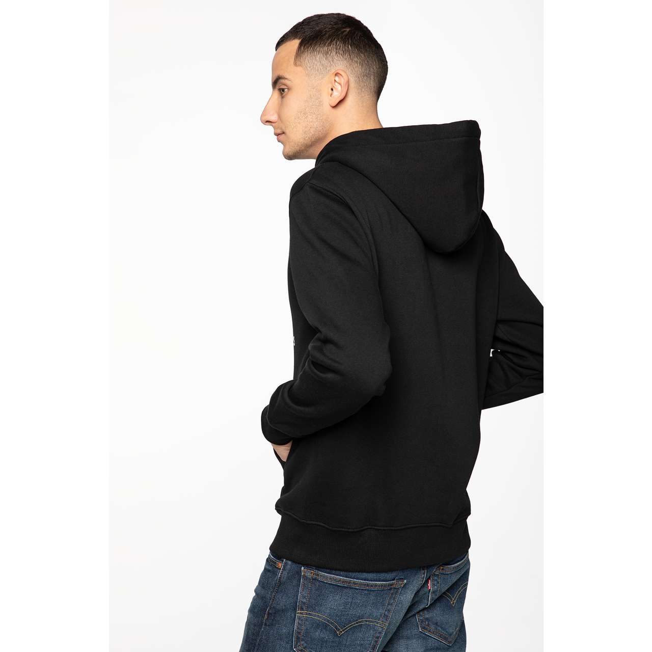 Bluza Alpha Industries  <br/><small>Basic Zip Hoody 178325-03 </small>