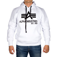 Bluza Alpha Industries Big A Classic Hoody 809