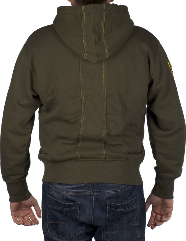 Bluza Alpha Industries  <br/><small>Pps Zip Hoody 257 </small>  133310-257