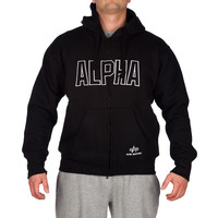 Bluza Alpha Industries Track Hd Jkt 03