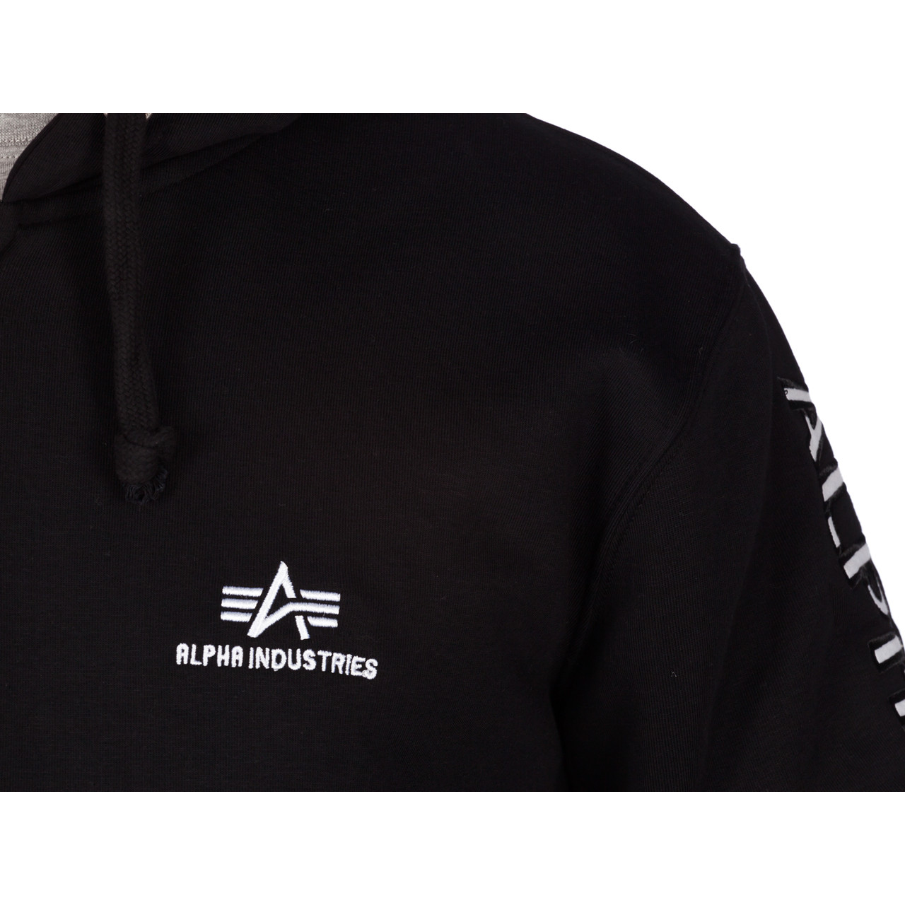 Bluza Alpha Industries  <br/><small>Track II Zip Hoody 95 </small>  121303-95