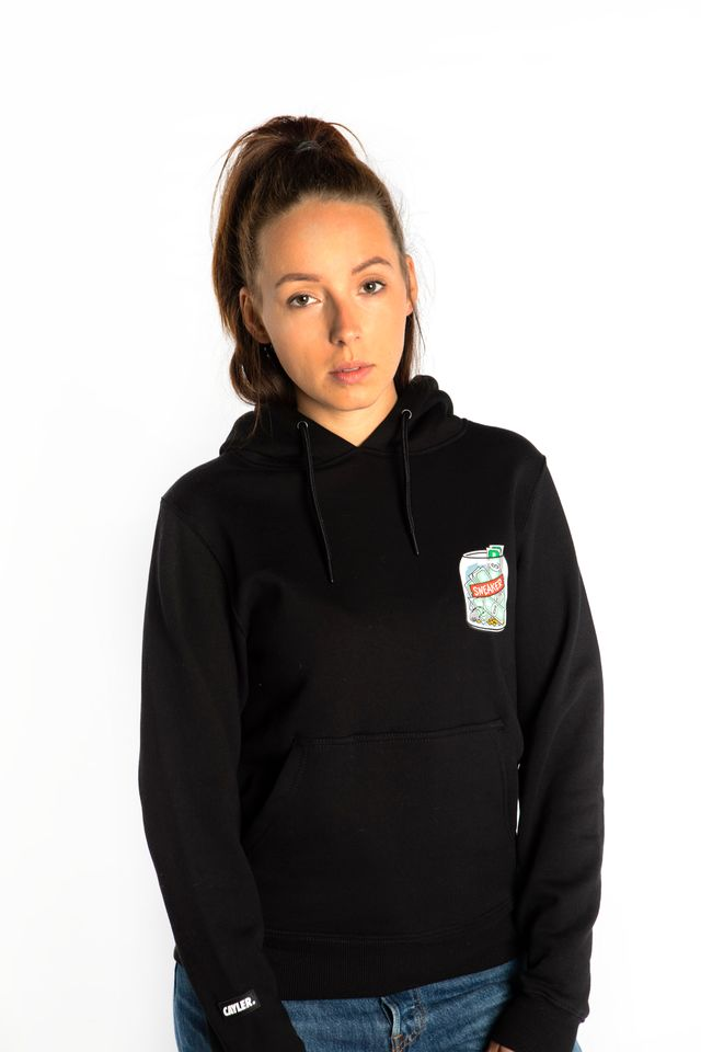 Cayler & Sons SAVINGS HOODY 01193 BLACK/MC CS2015-01193