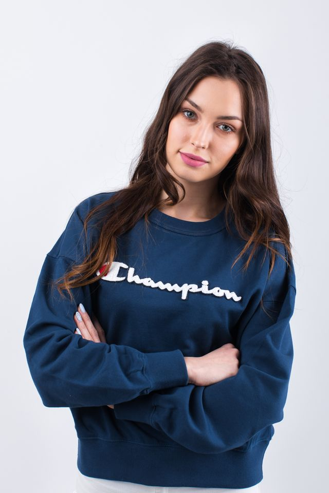 Champion CREWNECK SWEATSHIRT BS509 BME 111384-BS509