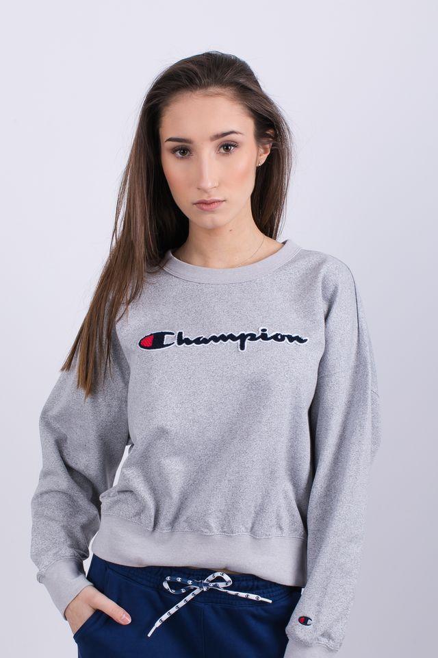 Champion CREWNECK SWEATSHIRT EJ001 GRYJ 111384-EJ001