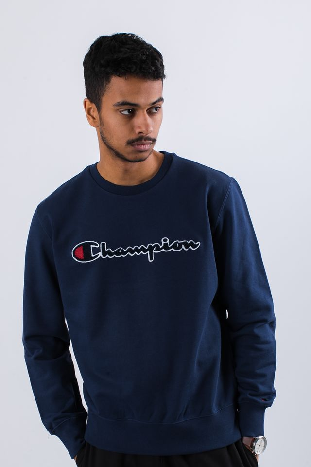 Champion CREWNECK SWEATSHIRT BS536 ELC 212942-BS536