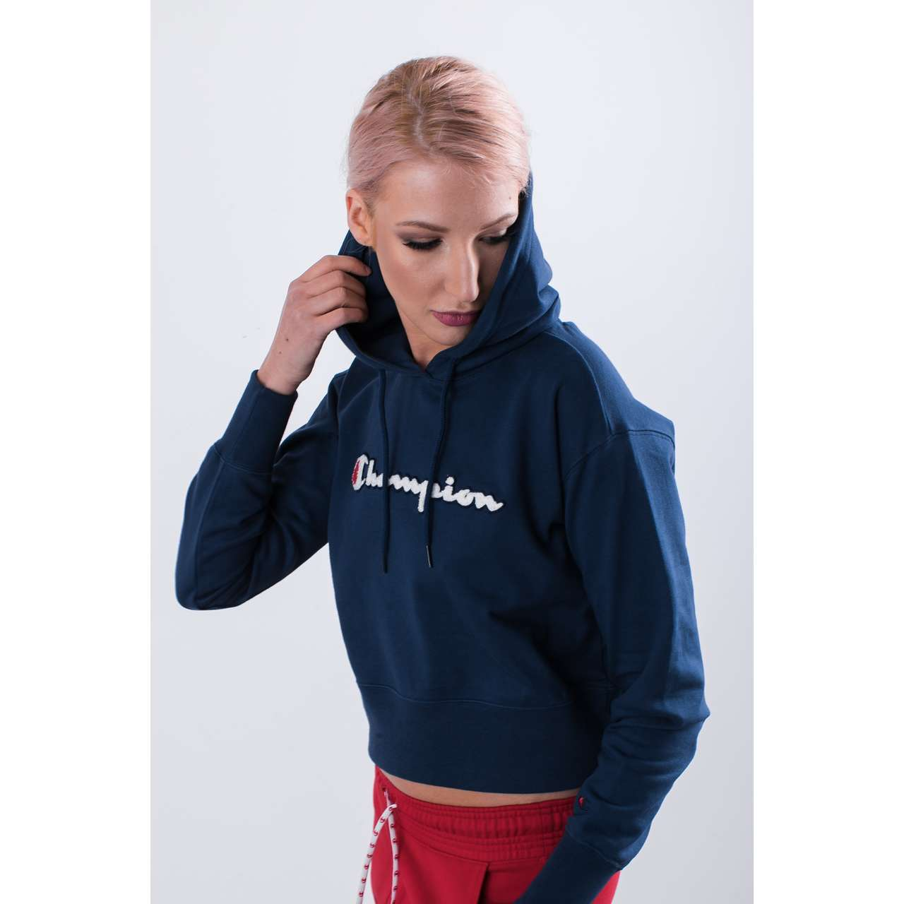 Bluza Champion  <br/><small>HOODED SWEATSHIRT BS509 BME </small>  111850-BS509