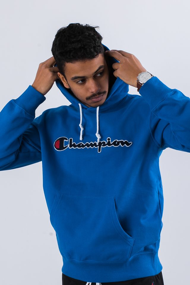 Champion HOODED SWEATSHIRT BS023 OLB 212940-BS023