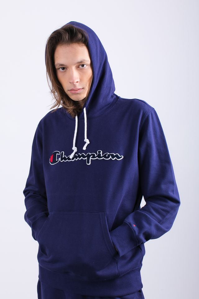 Champion HOODED SWEATSHIRT BS536 ECL 212940-BS536