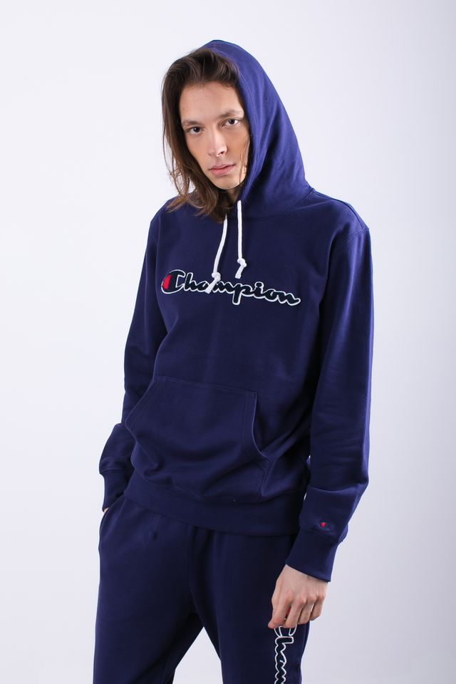 Bluza Champion  <br/><small>HOODED SWEATSHIRT BS536 ECL </small>  212940-BS536