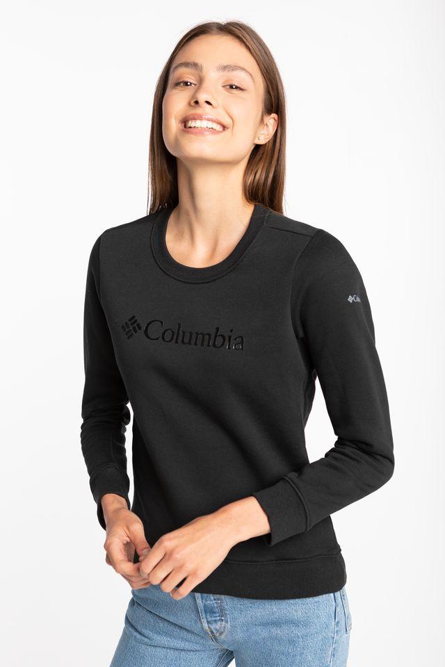Columbia Logo Crew 741 BLACK 1895741-010