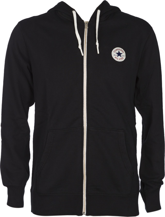 Bluza Converse  <br/><small>Core FT FZ Hoodie A01 </small>  10003119-A01