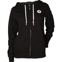 Bluza Converse Core Full-Zip - FT 10006827-A01 BLACK