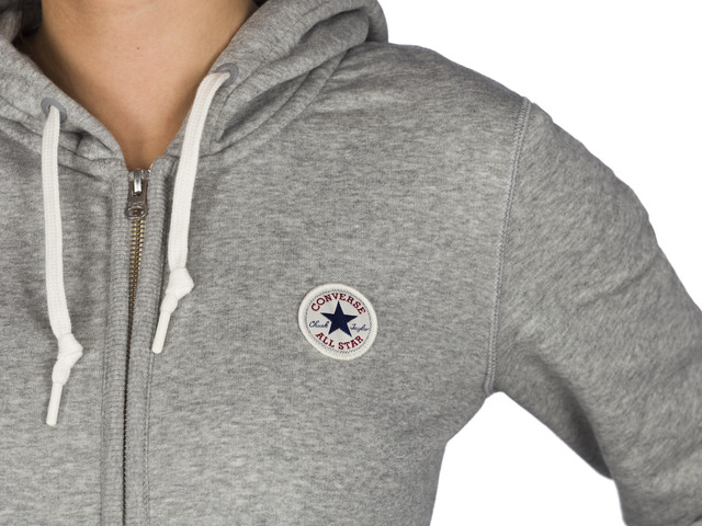 Bluza Converse  <br/><small>Core Full Zip Hoodie 089-035 </small>  10002089-035