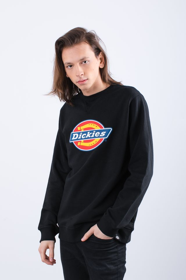 Bluza Dickies  <br/><small>HARRISON 02200072 BLACK </small>