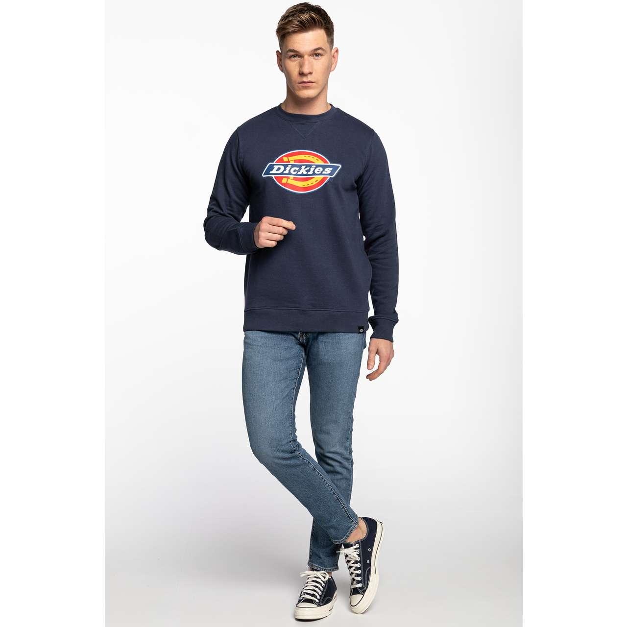 Bluza Dickies  <br/><small>HARRISON 02200072 NAVY BLUE </small>