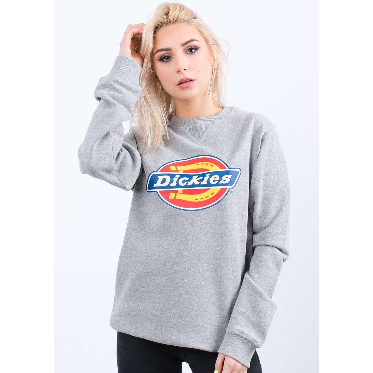 Bluza Dickies  <br/><small>HARRISON 02200072W GREY MELANGE </small>