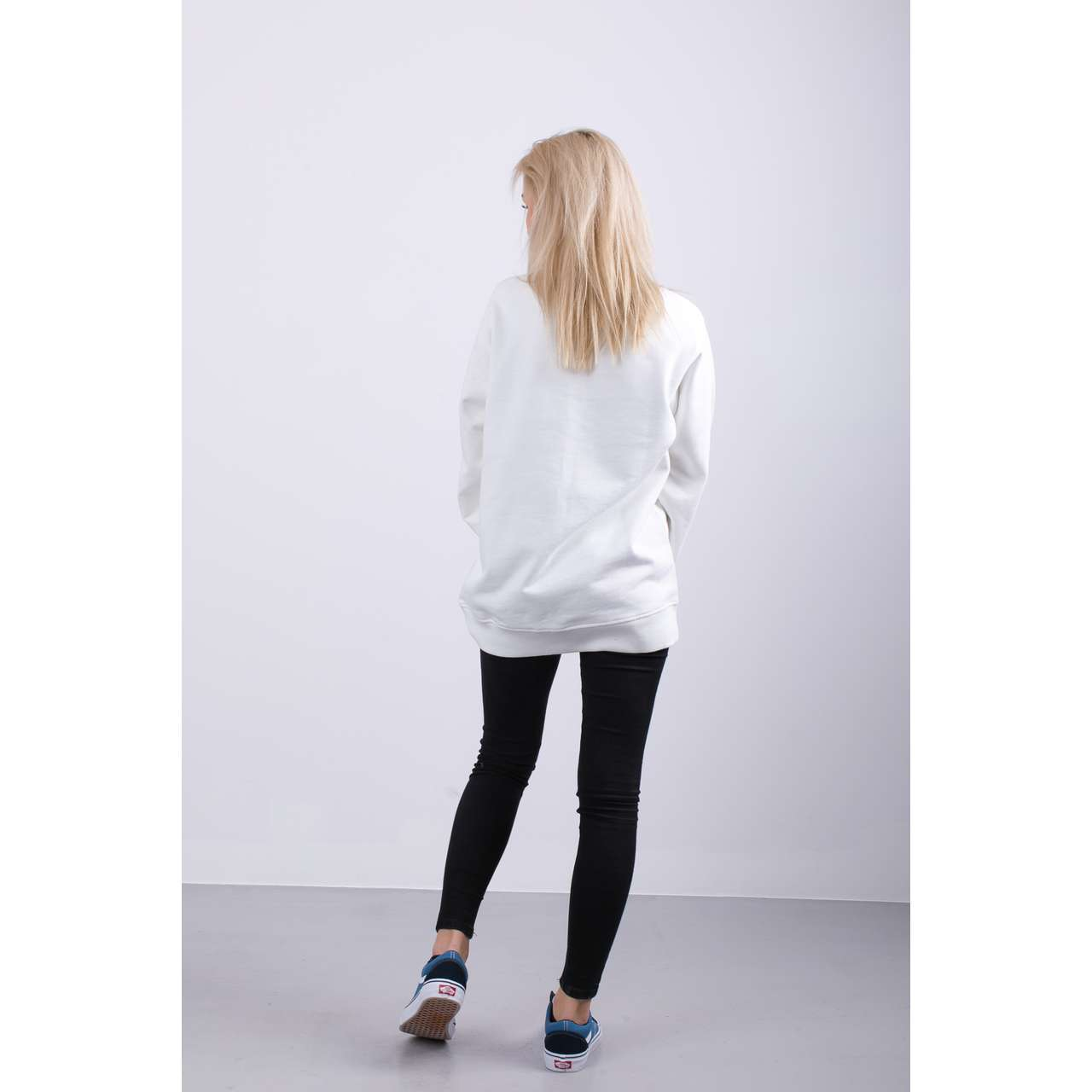 Bluza Dickies  <br/><small>HARRISON 02200072W WHITE </small>