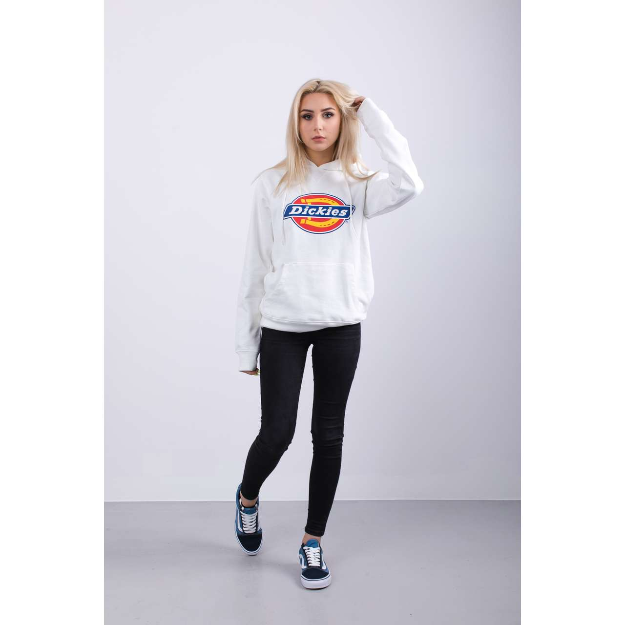 Bluza Dickies  <br/><small>NEVADA 03200062W WHITE </small>