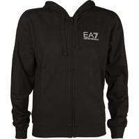 EA7 Emporio Armani TRAIN CORE ID M HOODIE FZ COFT BLACK 3ZPM59PJ05Z-1200
