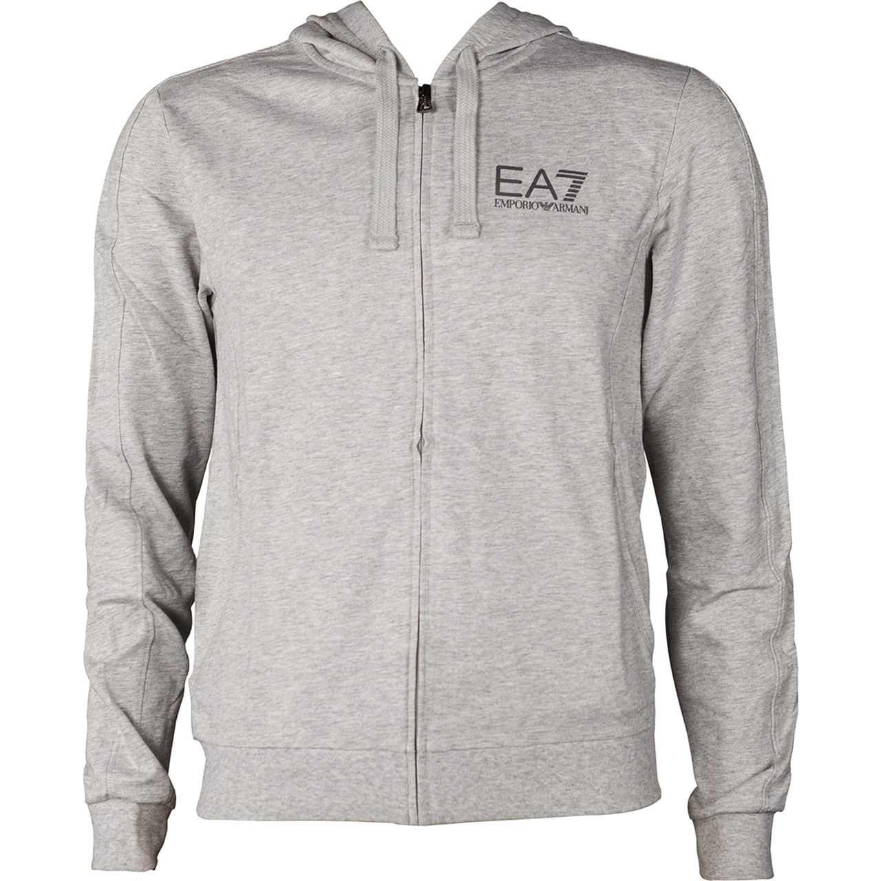 Bluza EA7 Emporio Armani  <br/><small>TRAIN CORE ID M HOODIE FZ COFT LIGHT MEL.GREY </small>  3ZPM59PJ05Z-3904