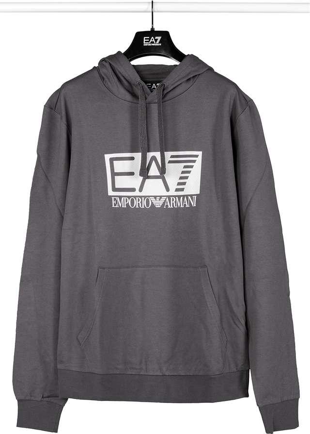 EA7 Emporio Armani SWEATSHIRT JERSEY 1993 ASPHALT 3GPM62PJ05Z-1993