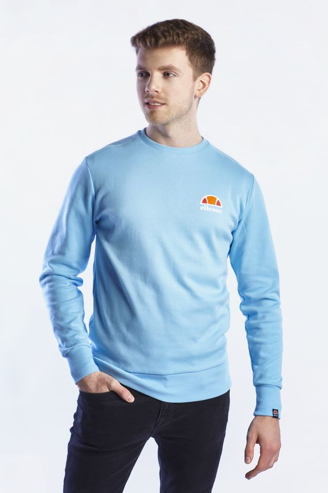 Ellesse ANGUILLA SWEATSHIRT LIGHT BLUE SHB07261