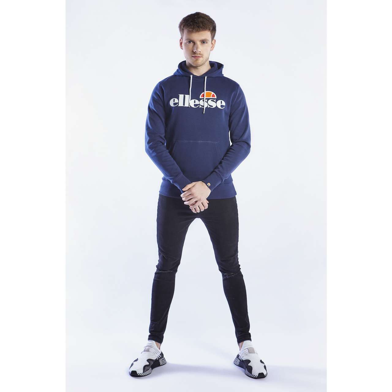 Bluza Ellesse  <br/><small>RUNAWAY OH HOODY NAVY </small>  SHB07260
