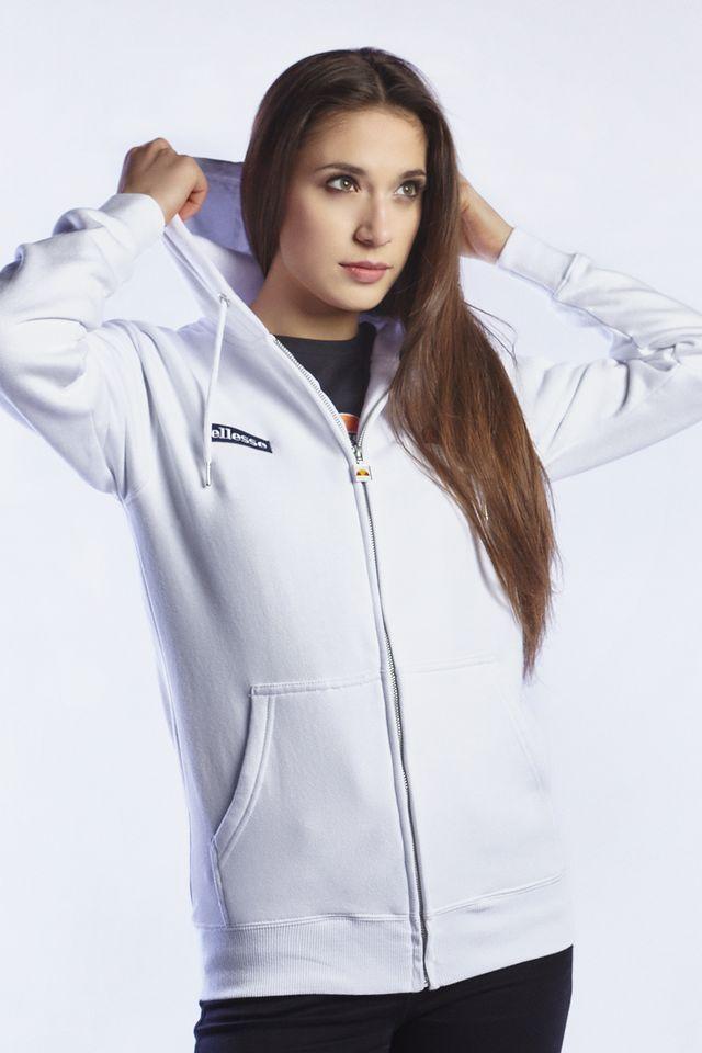 Ellesse Serinatas FZ Hoody SGS03134 White