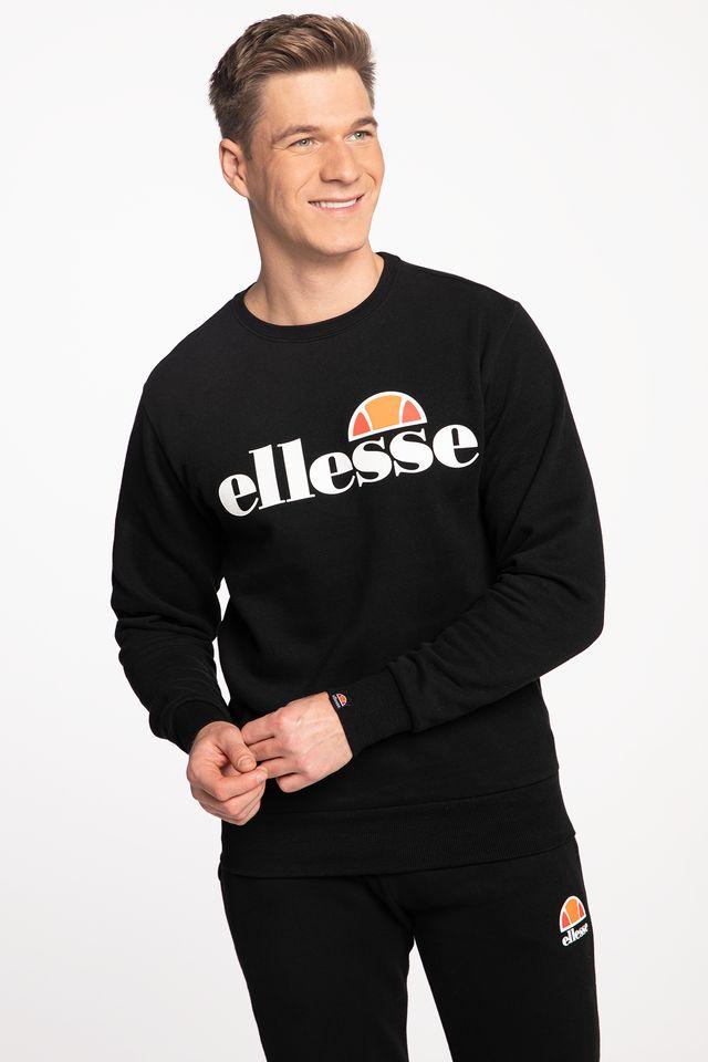 Ellesse SL SUCCISO SWEATSHIRT BLACK SHC07930
