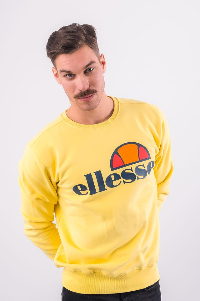 Ellesse SUCCISO SWEATSHIRT SHA01148 LIGHT YELLOW